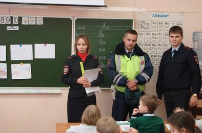 ГИБДД Коркино проводит операцию «Осенние каникулы»