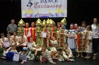 Коркинский «Аллегро» завоевал гран-при танцевального конкурса