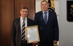 Главу Коркинского района поблагодарил губернатор