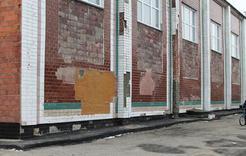 На спортивных объектах Коркинского района ведётся ремонт