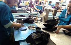 Коркинские ребята побывали на обувном производстве