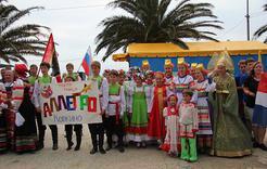 Коркинские таланты открыли сезон конкурсов