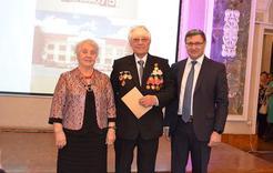 В Коркино презентовали книгу о руководителях города