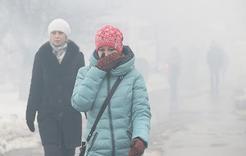 В Коркинском районе объявлено действие НМУ