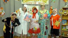 Коркинских первоклассников посвятили в читатели