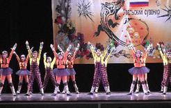 Победный дубль юных танцоров коркинского «Аллегро»