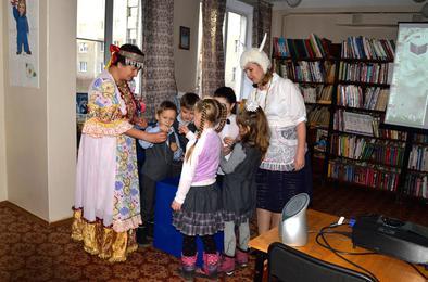 В библиотеке Коркино празднуют День Матери