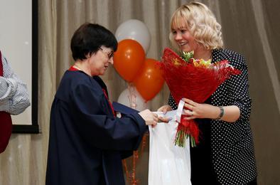 Коркинская журналистка удостоена звания почетного профессора