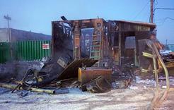 В Коркино неисправность печей приводит к пожарам