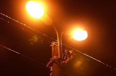 На Розе смонтировано освещение ещё на трёх улицах