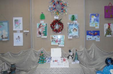 Выставка «Новогодний калейдоскоп» подарит коркинцам ощущение праздника