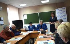 За «круглым столом» встретились общественники и прокуратура Коркино