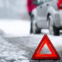 В Коркино произошло лобовое столкновение автомобилей
