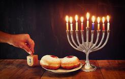Коркинская еврейская община празднует Хануку