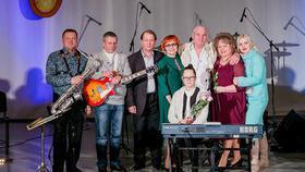 В коркинском ДК «Горняк» состоялся концерт памяти музыкантов