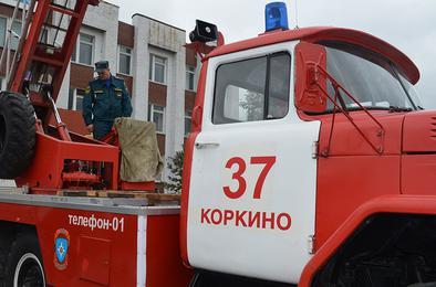 Коркинцам потребовалась помощь спасателей и медиков