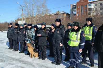 Полицейские Коркино заступят на новогоднюю вахту
