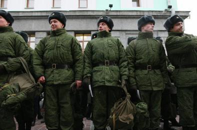 В осенний призыв в армию ушли служить около 70 коркинцев