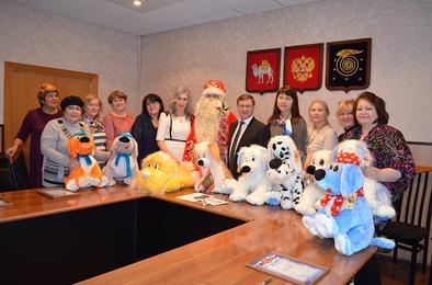 В Коркино подвели итоги конкурса на лучшее новогоднее убранство