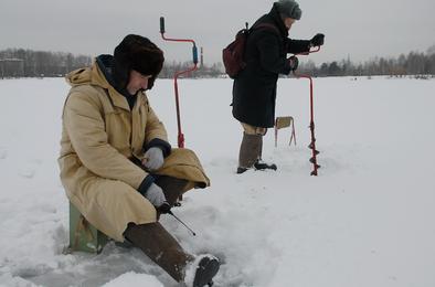 Коркинским рыбакам напоминают о безопасности