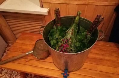 Баня парит – здоровье дарит: перед новым годом коркинцы ходят в баню