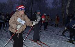 Рождественская гонка на Розе стала настоящим праздником