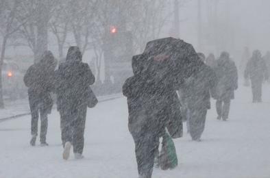 МЧС предупреждает южноуральцев о метелях и заносах