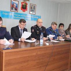 Полицейские Коркинского района подвели итоги работы за 2017 год