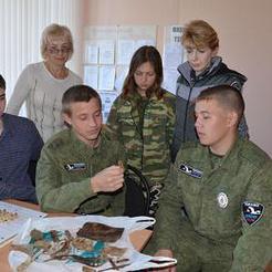 Поисковики Коркино отправились на учёбу в Казань