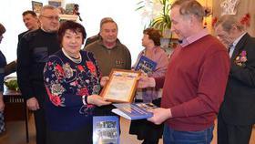 В Коркино издали книгу, посвящённую истории местного отдела МВД