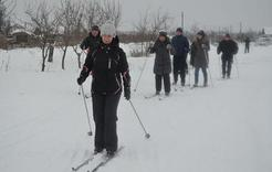 В Коркино двух лыжников, сбившихся с трассы, разыскивала полиция