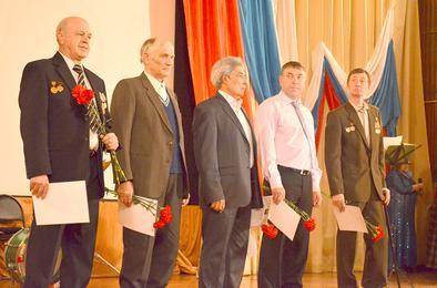 В Коркино объявлен сбор ветеранов боевых действий