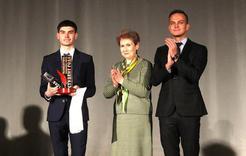 В Коркинском районе назвали лучшего студента года