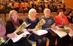 В Коркино отметили столетие службы в защиту детства