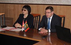 Общественная палата Коркинского района провела заседание