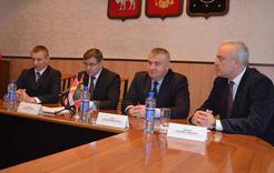 Главы района и поселений ответили на вопросы коркинских журналистов