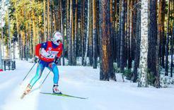 Воспитанница коркинской лыжной школы выполнила норматив мастера спорта