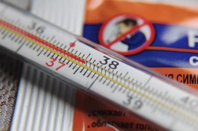 В Коркинском районе растёт заболеваемость, но гриппа нет