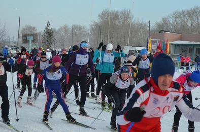 В Коркинском районе состоится «Лыжня России»