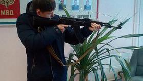 Школьники Коркино знакомились с работой полиции