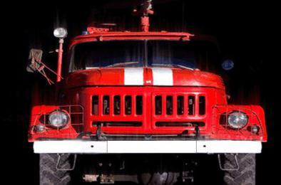 Пожарные тушили дом в Коркино и помогли копейчанам