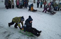 Детсадовцы Коркино провели свои Олимпийские игры