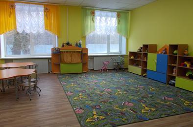 Коркинский район отмечен в числе лучших по сокращению очередей в детсады