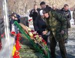 В Коркино прошёл митинг памяти воинов-интернационалистов