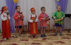 В детских садах Коркино отпраздновали Масленицу