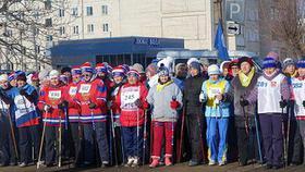 Коркинские «скандинавы» в призёрах областного фестиваля