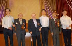 В Коркино чествовали воинов всех поколений