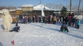 Олимпийские игры детсадовцев Коркино