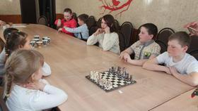 На Розе провели шахматный турнир
