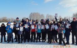 Розинцы присоединились к Всероссийской лыжне
